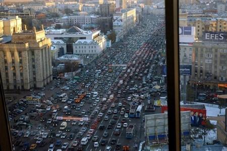«Яндекс» научился лучше предсказывать пробки
