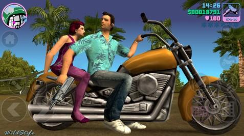 Grand Theft Auto: теперь и для iPhone