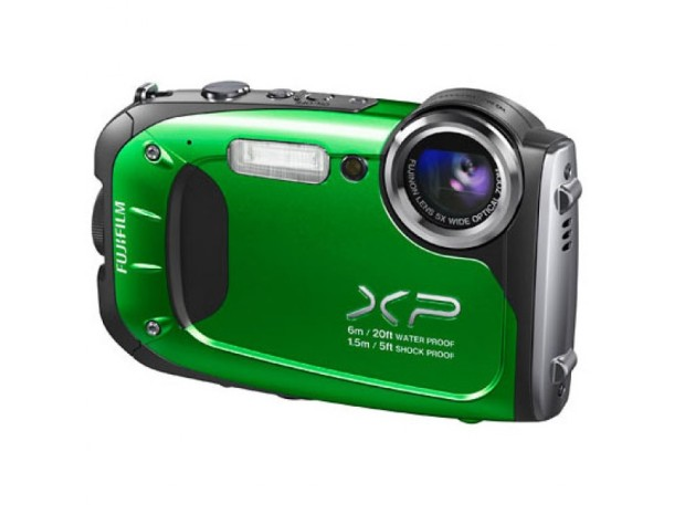 Цифровой фотоаппарат Fujifilm FinePix XP60