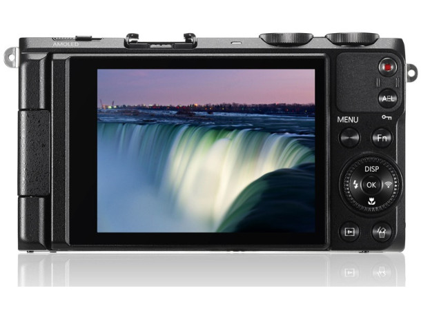 Обзор цифрового фотоаппарата премиум класса Samsung EX2F