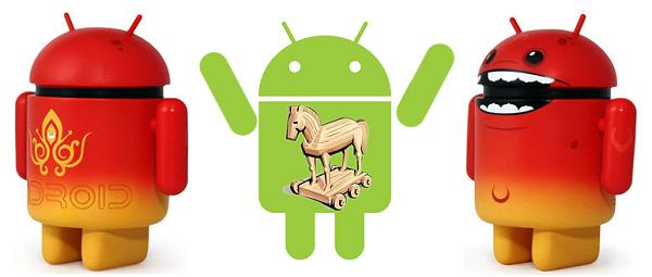 Трояны Google Play