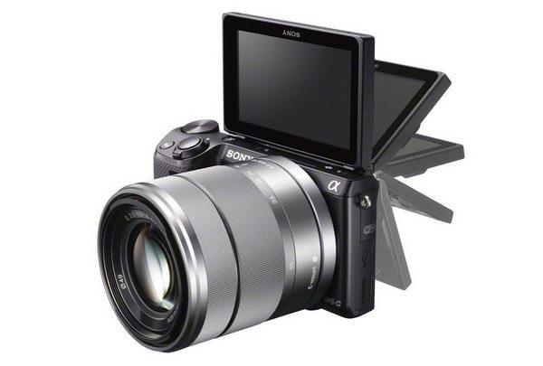 Цифровой фотоаппарат Sony NEX-5R