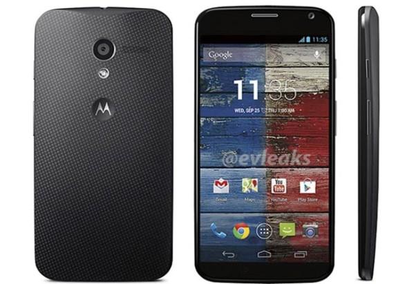 Moto X официально представлен компанией Motorola