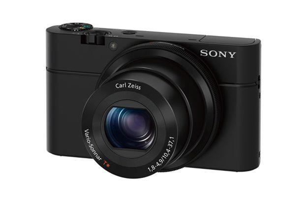 Обзор цифрового фотоаппарата Sony DSC-RX100