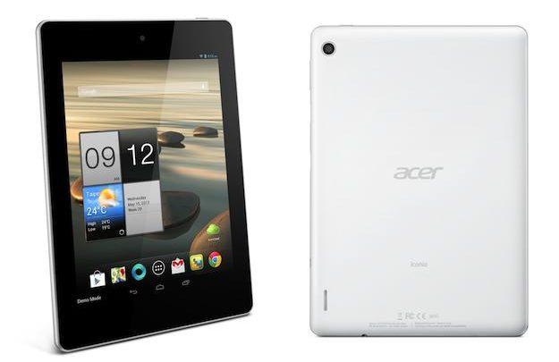 планшет Acer Iconia A