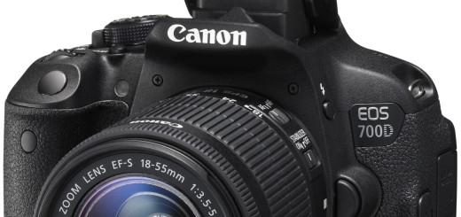Краткий обзор фотоаппарата Canon EOS 700D