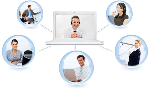 вебинаров и видеоконференцсвязи