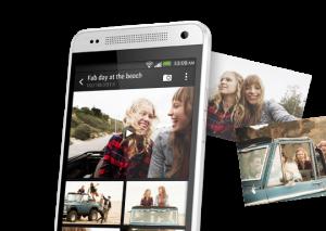 HTC Zoe : галерея, оживает