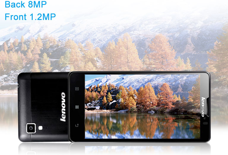 Cмартфон LENOVO P780