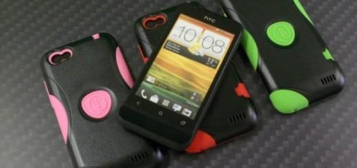 Обзор: Защитный чехол для HTC One V