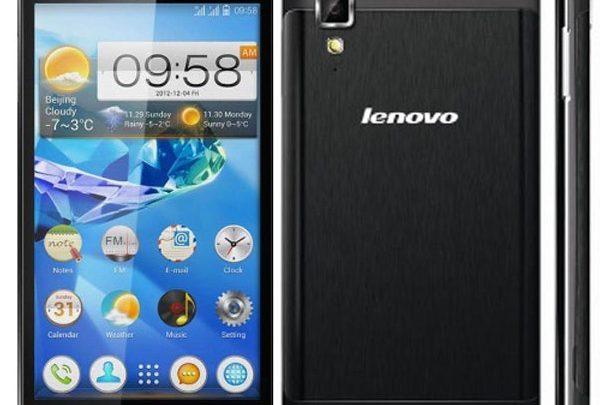 "Cмартфон (LENOVO) P780 5"" MTK6589 Android 4.2 4-х ядерный 3G Dual SIM"