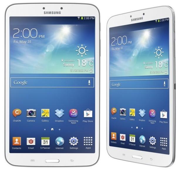 характеристики планшета Samsung Galaxy Tab 3