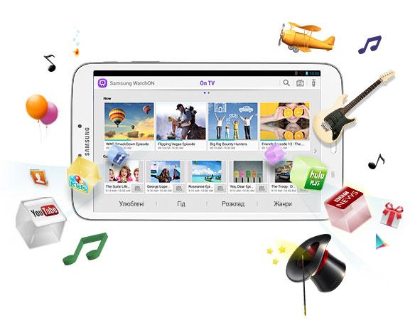 характеристики планшета Samsung Galaxy Tab 3 2