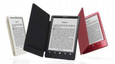 Новый Sony Reader PRS-T3: первый ридер с обложкой