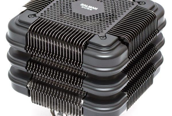 Краткий обзор системы охлаждения Zalman FX100 Cube