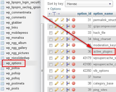 Как отключить все плагины на WordPress, если нет доступа к админ - панели блога
