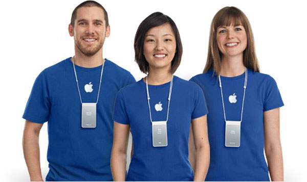 Американская компания Apple набирает российский персонал