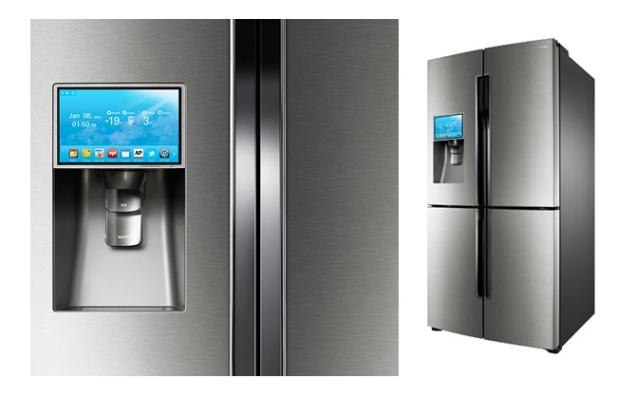 Холодильник samsung - t9000