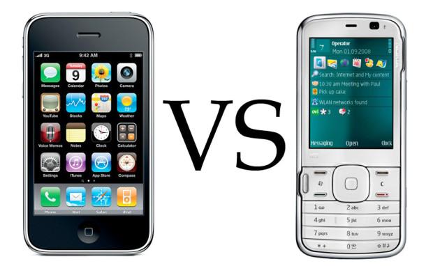 Смартфоны или коммуникаторы?