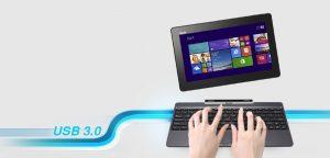 ноутбук и планшет в одном устройстве ASUS Transformer Book T100TA