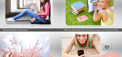 DreamBook Mobile Printer - портативный принтер для вашего смартфона