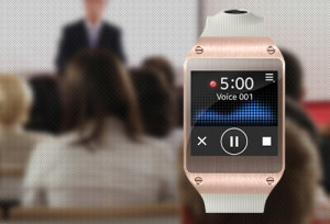 Уникальные смарт - часы Samsung Galaxy Gear