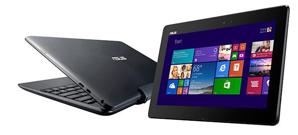 Ультрапортативный ноутбук и планшет в одном устройстве ASUS Transformer Book T100TA