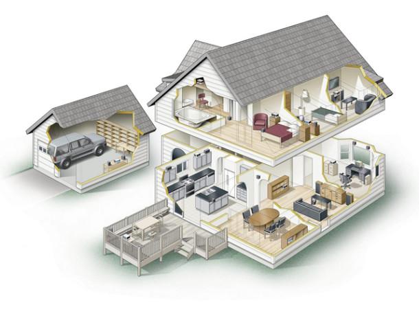 Крупные компании выразили интерес к системам «умный дом»