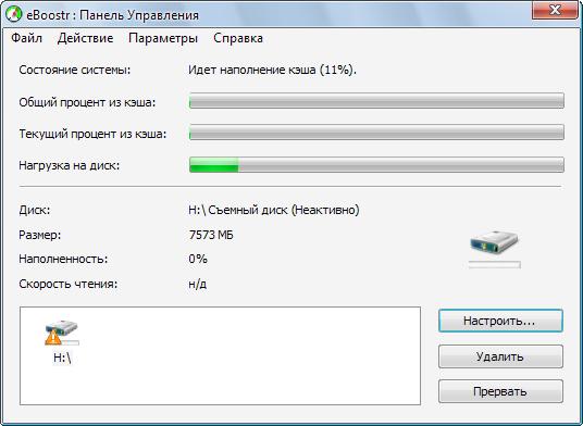 Как использовать обычную флешку в качестве оперативной памяти на OC Windows