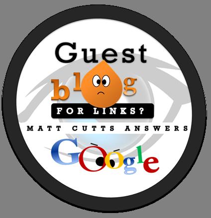 Мет Катс не любит гостей - поисковик Google отказывается от гостевого блоггинга