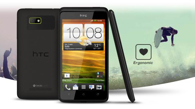 Обзор и технические характеристики смартфона HTC Desire 601