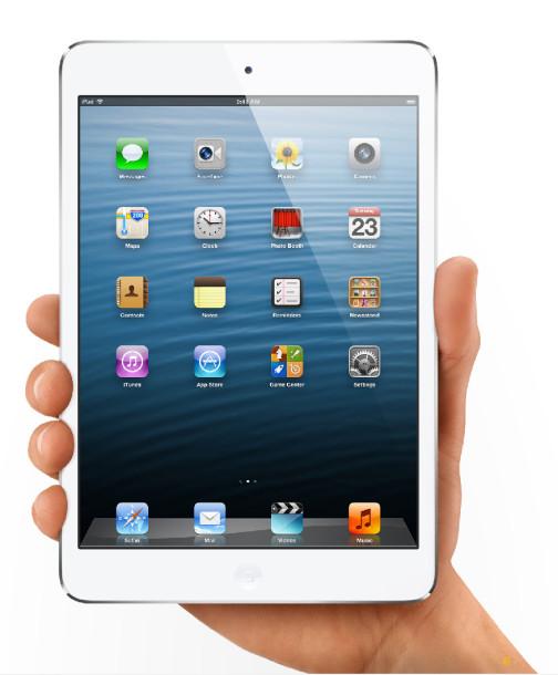 Обзор и технические характеристики планшета iPad mini