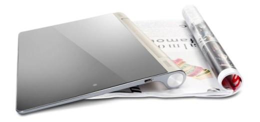 Lenovo Yoga Tablet - новая эра в дизайне планшетов