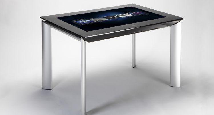 Что такое интерактивный стол?