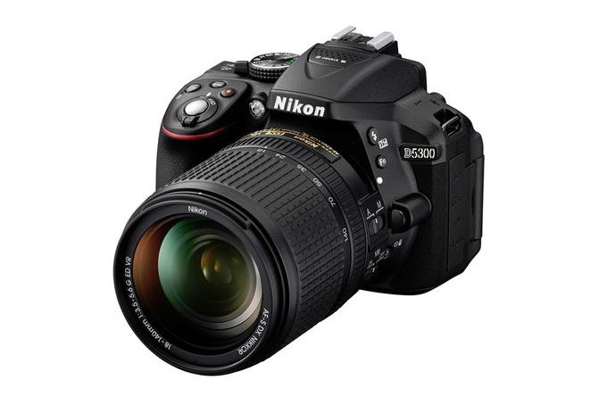 Фотоаппарат Nikon D5300