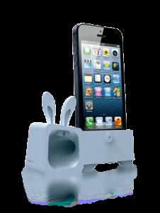 Подставка- усилитель звука iPhone 5/5S