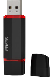 Флеш- память 16GB/32GB USB 2.0 + microUSB Verico Hybrid Mingle