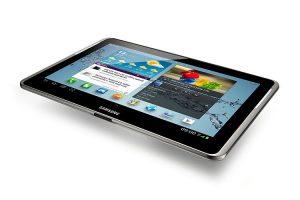Первое место рейтинга в номинации цена/качество по отзывам занял десятидюймовый Samsung P5110 Galaxy Tab2 16 Гб 2