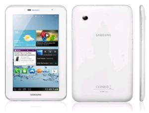 Пятое место досталось модели для широкого круга потребителей Samsung P3110 Galaxy Tab2 8Gb