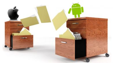 Как передавать файлы между iOS и Android (ХЗ)