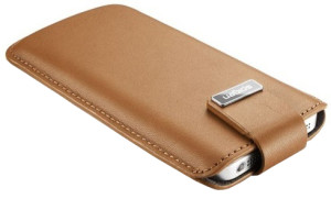 Чехол iPhone 5G SGP Leather Pouch Crumena