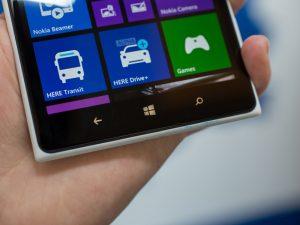 Дисплей Nokia Lumia 1520