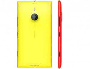 Дизайн и Эргономика Nokia Lumia 1520