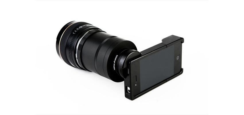 Дополнительный объектив для iPhone, креатив фотографий
