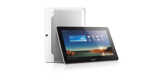 Huawei анонсировала планшет MediaPad 10 Link +