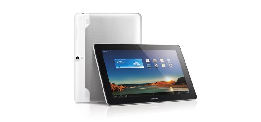 Анонс планшета Huawei MediaPad 10 Link +