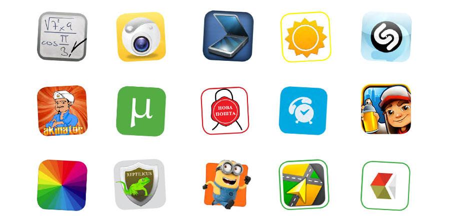 Лучшие программы для смартфона