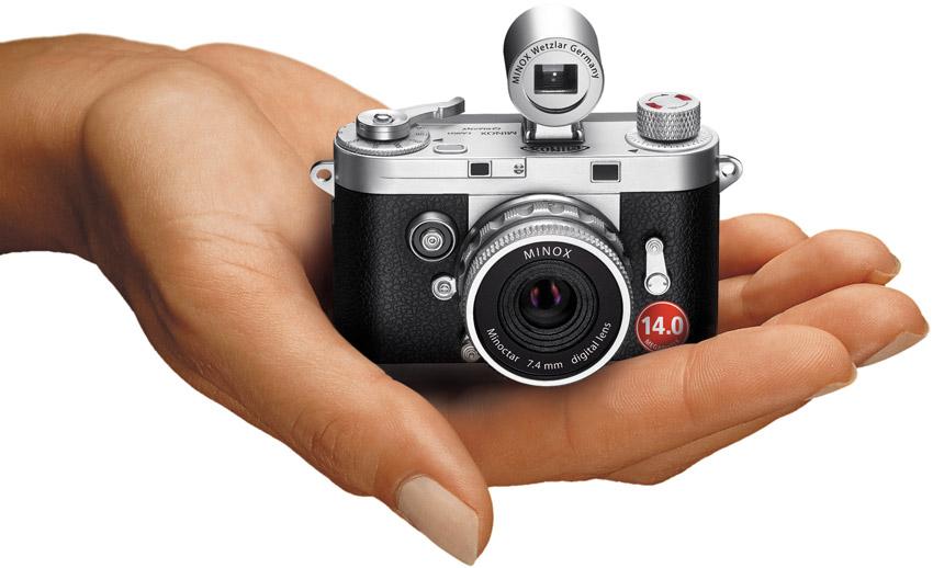 Цифровые компактные фотоаппараты. Пятерка лучших фотокамер