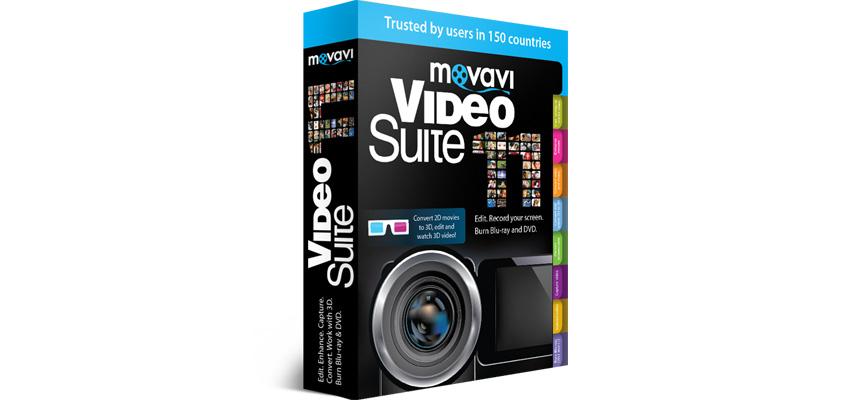 Movavi Video Suite - делаем фильм своими руками