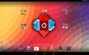Надоел интерфейс Андроид с GO launcher EX, ставим Nova Launcher